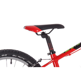Cube Cubie 180 SL Bicicletta bambino rosso/nero